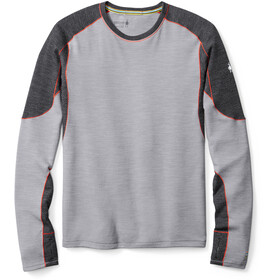 Smartwool PhD Light Long Sleeve Men Light Gray